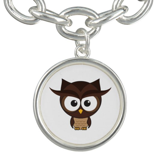 Brown Owl Bracelet