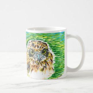 Brown Owl Coffee Mug
