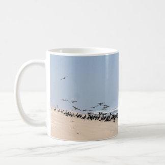 Brown Pelican Birds Wildlife Animals Beach Mug