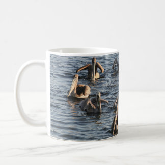 Brown Pelican Birds Wildlife Animals Mug