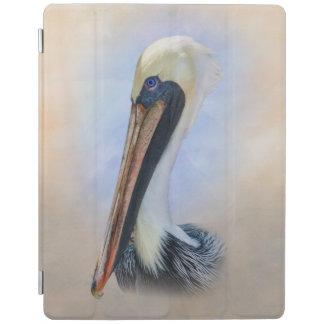Brown Pelican iPad Cover