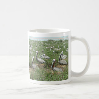 Brown Pelican Nesting Spot Coffee Mug