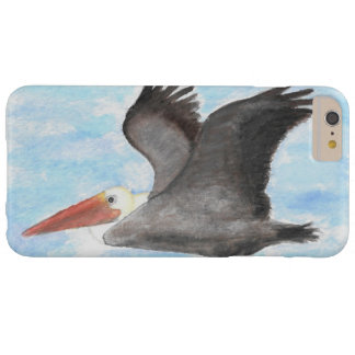 Brown Pelican Phone Cover