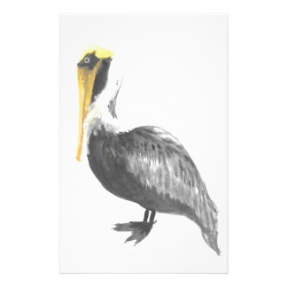Brown Pelican Stationery