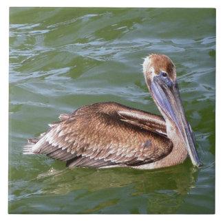 Brown Pelican Tile