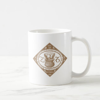 Brown Potions Mug