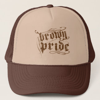 Brown Pride Hat
