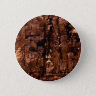 brown rock crumble 2 inch round button
