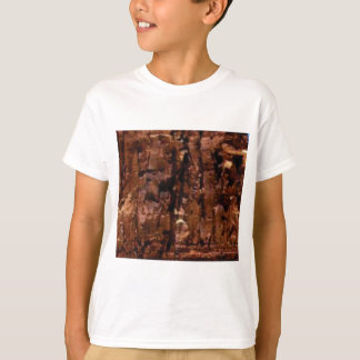 brown rock crumble T-Shirt