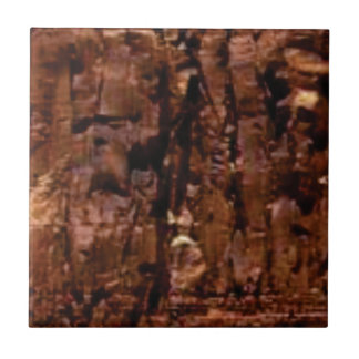 brown rock crumble tile