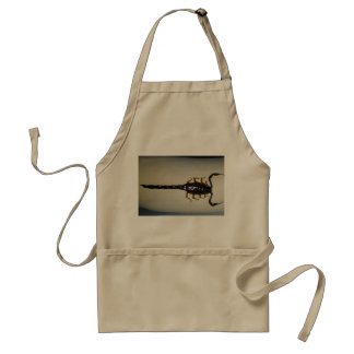 BROWN SCORPION STANDARD APRON