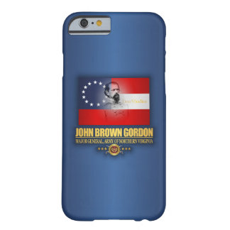 Brown (Southern Patriot) Barely There iPhone 6 Case