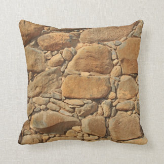 Brown Stone Pillow