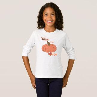 Brown Sugar and Pumpkin Spice Shirt