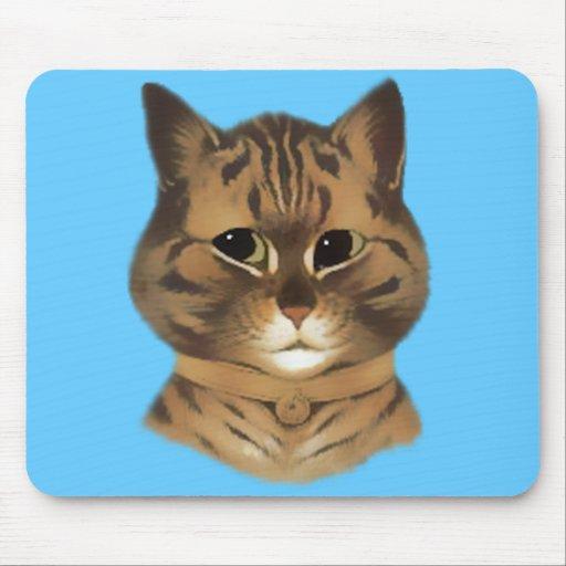 Brown Tabby Cat Mousepad