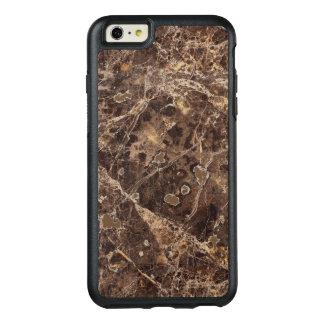 Brown Tones Marble Stone OtterBox iPhone 6/6s Plus Case
