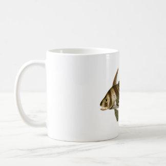 Brown Tropical Fish Coffee Mug