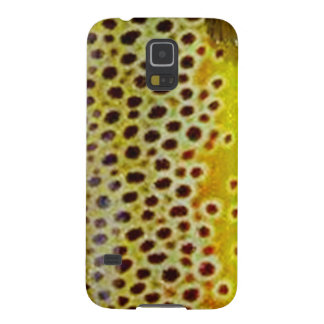 Brown Trout by Patterwear© Galaxy S5 Covers