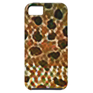 Brown Trout Fish Skin Print iPhone 5 Covers