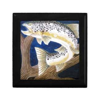 Brown Trout Gift Box