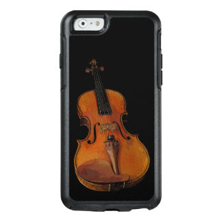 Brown Violin OtterBox iPhone 6/6s Case