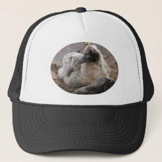 Brown Waved Albatross Trucker Hat
