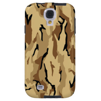 Brown Wood Themed Military Camouflage