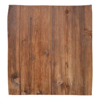 Brown Wood Wall Texture Structure Head Kerchiefs