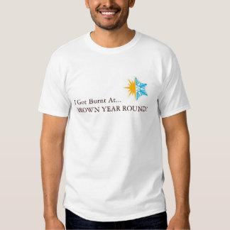 Brown Year Round Shirt
