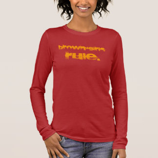 BrownGirls #3 Long Sleeve T-Shirt