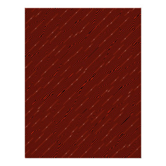 Brownian Speck Print Letterhead Design
