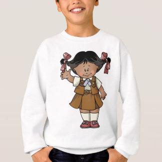 Brownie Dark Skin Sweatshirt