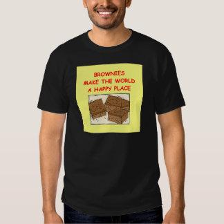 """brownie"" de ""brownie"" tee-shirts"