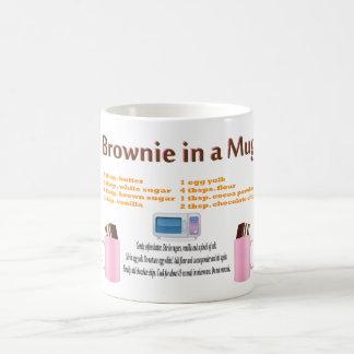Brownie in a Mug Classic