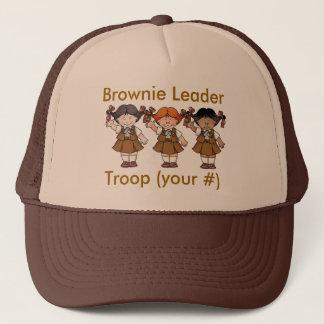 Brownie Troop Leader Trucker Hat