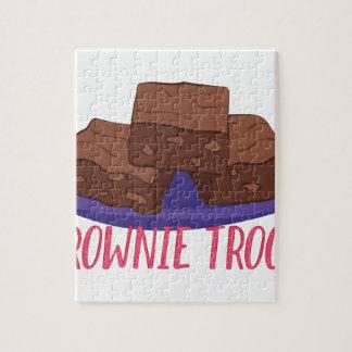 Brownie Troop Puzzle