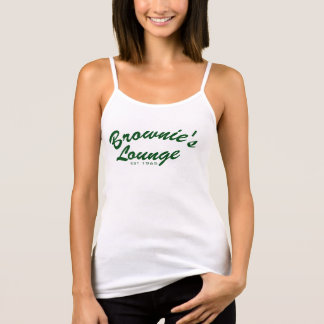 Brownie's Lounge spaghetti strap top