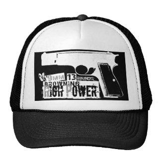 Browning Hi-Power Hats