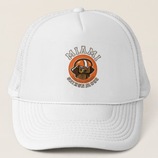 Brownskins logo trucker hat