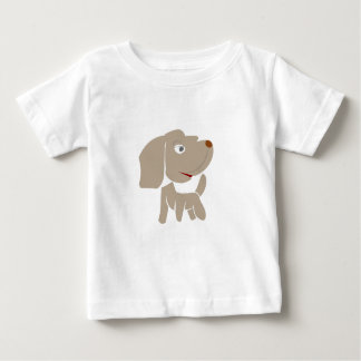 Browny Dog Baby Jersey Baby T-Shirt