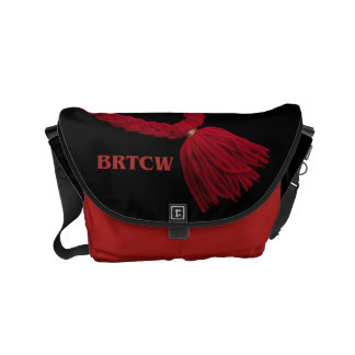 BRTCWest Small Messenger Bag