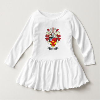 Bruce Family Crest Coat of Arms Dress