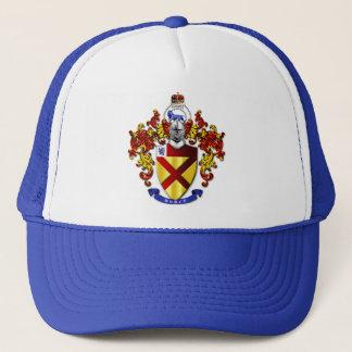 Bruce Family Crest Hat