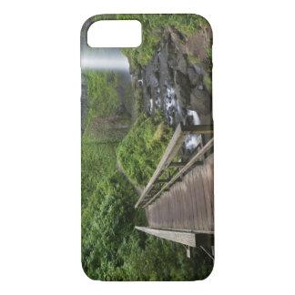 Brücke an Latourell Fällen, Columbia River Schluch iPhone 7 Case