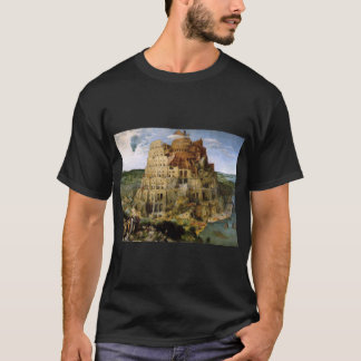 brueghel tower of babel  bruegel d   pieter turmba T-Shirt