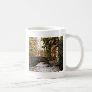 Bruges, Belgium Canals Coffee Mug