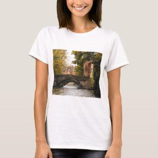 Bruges, Belgium Canals T-Shirt