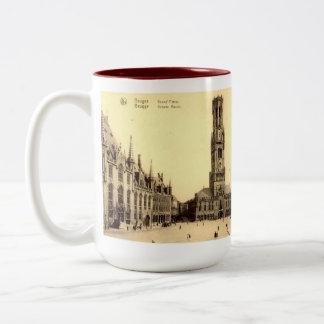Bruges Souvenir Mug