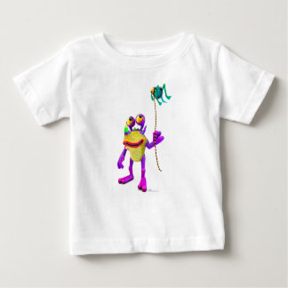 Brun Taking Spot For A Float Baby T-Shirt