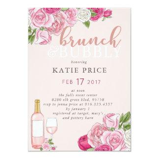Brunch & Bubbly Card